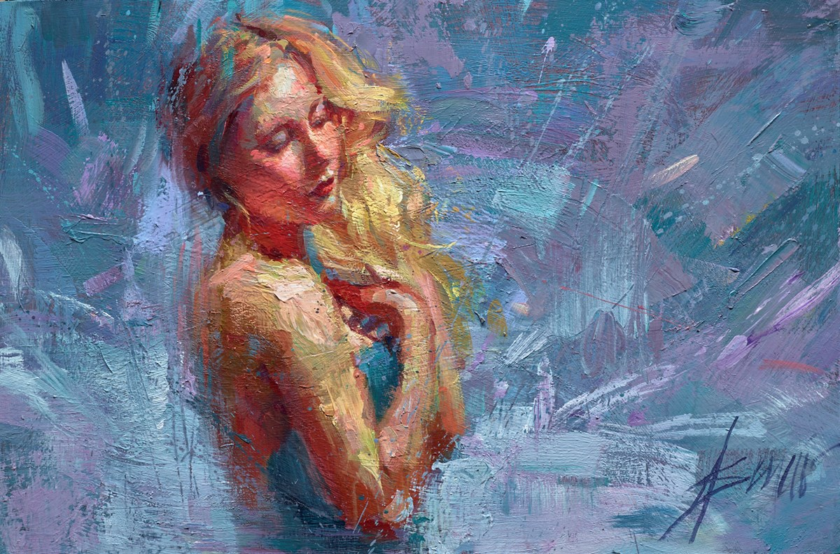 Iris by henry asencio -  sized 24x16 inches. Available from Whitewall Galleries